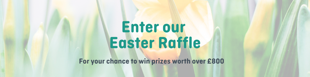 Enter our Easter Raffle
