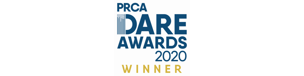Double win for Tinnitus Manifesto in PRCA's DARE Awards