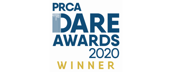 PRCA DARE Award Winner