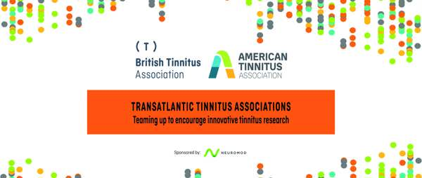 Transatlantic team up to encourage innovative tinnitus research